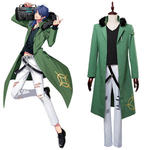 Combat Rap Division DRB Fling Posse Arisugawa Dice Costume Cosplay