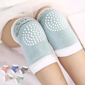 5 couleurs Toddlers kneepads bébé anti-slip genouillères infantile rampant safty protection props tricoter les genouillères Mats C4433