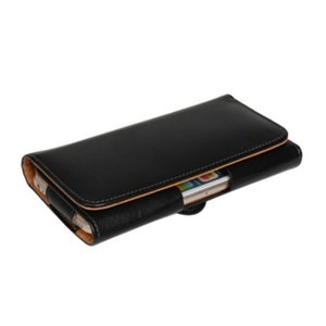 Universal Gürtelclip PU Leder Taille Halter Flip Pouch Case für Coolpad Cool Play 7C / Play 7 / M7 / Wechsler S1