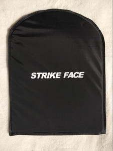 Panel de mochila a prueba de balas de aramida NIJ IIIA, placa a prueba de balas de 400 mm x 300 mm, panel de inserción balística