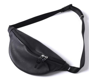 2020 mais novo no estilo japonês Bumbag Corpo Cruz Bolsa de Ombro AUTN material cintura sacos Bumbag M43644 Cruz Bolsas Bloco de Fanny Bum cintura