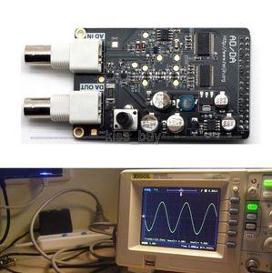 Freeshipping Alta velocidade AD9708 AD9280 AD / DA Módulo FPGA Development Board Black Gold