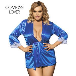 RI70145 Comeonlover all'ingrosso e al minuto pigiami sexy Set con cintura recentemente Langerie Sexy erotico due colori popolari Nuisette donne Y1892810