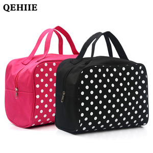 QEHIIE Lady Cosmetic Bag Luxurious Designer Beautician Organizer Multifunctional Beach Bag Travel  Toilet
