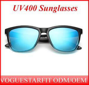 Gafas de sol UV400 Policía Poliarized Len Pilot para hombres y mujeres Diseñador de la marca Vintage Sports Sun Glass Support gls013 personalizado