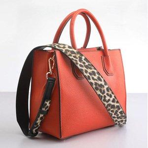Ремешок регулируемые сумки сумки длинные кожаные плечо 107-120 см женщин леопард замена STP085 для ремень аксессуаров ремни IMIDO UUSOS