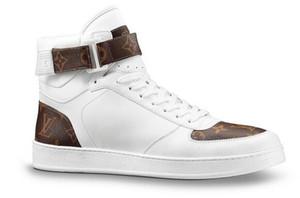 2019 Erkekler Rivoli Sneaker Boot 1A3MS9 Koşu Botlar Yükleyiciler SÜRÜCÜLER BUCKLES SNEAKERS SANDALS Elbise Ayakkabı