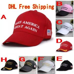 120 шт. сделать Америку большой снова шляпа Дональд Трамп Республиканский Snapback спортивные шляпы бейсболки США флаг мужская женская мода Cap free shippi