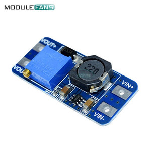 5 unids MT3608 DC-DC Step Up Power Apply Módulo Booster Power Module MAX Salida 28V 2A Para Arduino