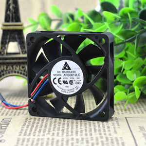 Original Delta 6cm 6013 12V 0.12A Three-line cooling fan AFB0612LC-8E1Q 용