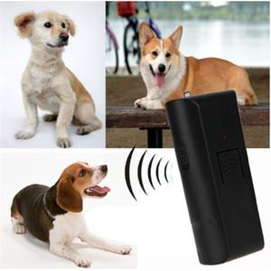 초음파 애완견 개 Repeller 방지 나무 껍질 통제 트레이너 장치 개 짖는 소리를 멈추게하는 껍질 훈련 Repeller