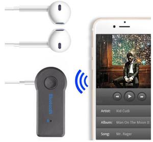 Handfree Wireless 3.5mm AUX Audio voiture Bluetooth EDUP V 3.0 Transmetteur FM stéréo Music Receiver A2DP Multimedia Receiver Adaptateur Car Acc