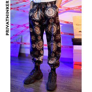 남성 캐주얼 하렘 바지 2018 남성 Streetwear 블랙 트레이닝 복 남성형 Hiphop Autumn Trousers Joggers Pants
