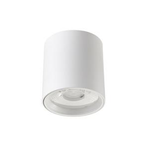 Накладные Потолочный прожектор 15W Белый Черный Downlights AC 85-265 Вольт Теплый белый Высокая яркость