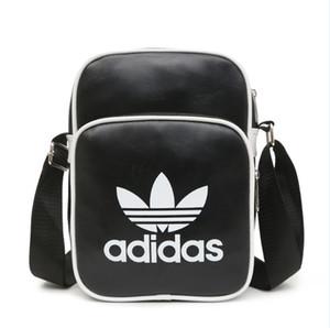 Borse a tracolla di marca designer con letteristripes stampate 3 modelli di borse a tracolla singola per uomo Luxury Cross-Body bag unisex