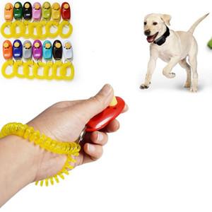 애완 동물 강아지 훈련 리모콘 야외 휴대용 동물 개 버튼 리모콘 사운드 트레이너 애완 동물 훈련 도구 제어 손목 밴드 액세서리