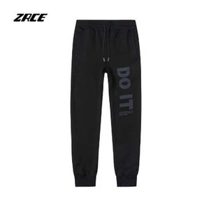 Joggers Homme ZRCE Bodybuilding Fitness Hip hop Pantalones Impresión 3D Streetwear suelta Pantalones de hombre Pantalones deportivos Pantalones casuales