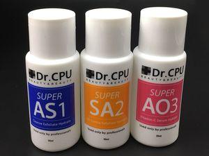 Fabrikpreis !!! Aqua Clean Solution / Aqua Peel Konzentrierte Lösung 30ml Pro Flasche Aqua Gesichts Serum Hydra Gesichts Serum für normale Haut