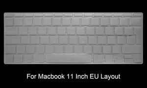 """غطاء حماية لوحة المفاتيح من يو بي يو يو تي اي لماك بوك اير 11 13 ريتينا برو 12 """"13"""" 15 """"17"""" لجهاز ماك ماك ايماك ولوحة المفاتيح السحرية"""