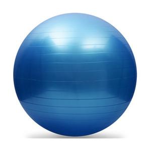 95 cm yoga bola espessamento à prova de explosão de fitness yoga iniciantes das crianças percepção bola exercício multi-função para a mulher / adultos