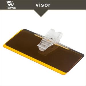 새로운 스타일 뜨거운 saled 바이저, 보편적 인 차 바이저, 밤낮으로 안전 drving, 이중 사용에 도움이되는 Sunshade Mirror