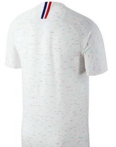 2018 Dünya Kupası formaları Futbol tişörtleri Milli Takım ev uzakta 3 Futbol Formalar