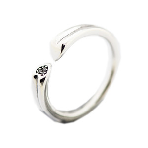 2018 Spring With Pandora Ring 925 Sterling Silver Two Hearts Rings Original Fashion DIY Charms Jewelry For women Making