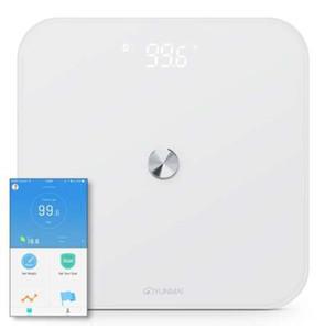 스마트 바디 체중계 디지털 건강 관리 도구 체중 측정 BMI 가정용 욕실 저울 Bluetooth 무선 사용자 16 명 Scales