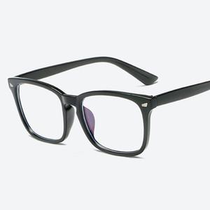 2020 Primera marca capítulo de espectáculo de vidrios ópticos buen anti-radiación Calidad del ordenador Vidrios marcos de los vidrios de las mujeres de los hombres Oculos