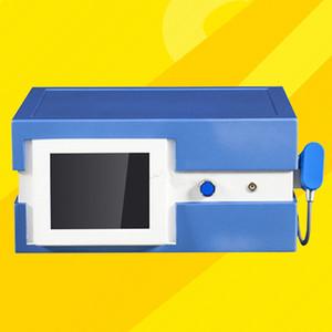 Guter Effekt !!! Leistungsstärkere Schmerzbehandlung Electri Shockwave Therapy Equipment Bullet Barrel Shock Wave Therapy EU Tax Free Machine CE