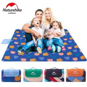 NatureHike Picknick-Isomatte im Freien Yogamatte Faltbare Campingmatratze NH17Y020-L