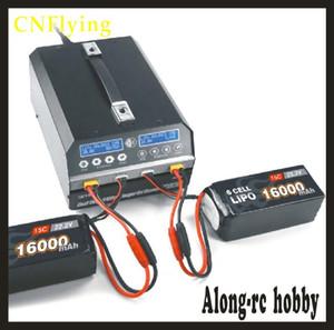 SKYRC PC1080 Chargeur Dual Channel 1080W 20A 6s LIPO Chargeur de batterie au lithium pour la protection des plantes UAV Drone PC 1080