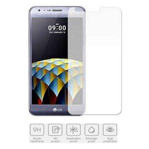 ل LG X CAM واقيات الشاشة لـ XiaoMi RedMi 5A Harded Glass 2.5D Hard 9H Anti-Fingerprint Anti-Scratch Package