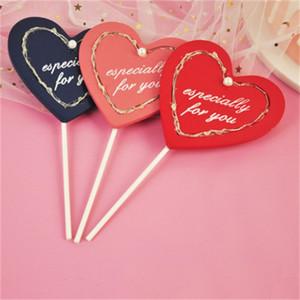 Bonne Qualité Woodiness Amour Lumière Gâteau D'anniversaire Coeur Plug In Partie Dessert Table Décoration Facile à Utiliser 8yp dd