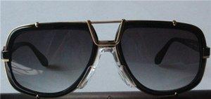 Preto com 2021 656 cinza Caixa de gradiente de moda original óculos de sol PGNCP