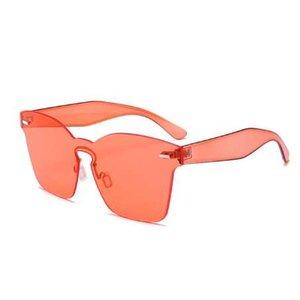 패션 림없이 사각형 선글라스 여성 브랜드 특대 썬글라스 안경 여성 여성 핑크 썬글라스 안경