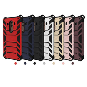 De luxe hybride cas d'armure pour OPPO A71 antichoc Armure Couverture arrière pour OPPO A59 pour OPPO A37
