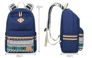 Schoolbag Haute capacité Tissu Voyage Sac à dos Les sacs Sac à dos Fashion Tissu Oxford Oxford Sacs d'école Sacs de loisirs Sacs Loisirs A02 Oeb