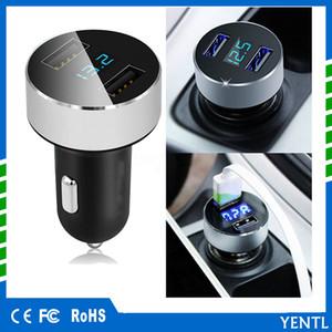 trasporto libero Yentl USB Car Charger Quick Charge 5V 3,1 A Tipo C PD veloce di carico del caricatore del telefono mobile per Samsung X 8 Xiaomi mi Car
