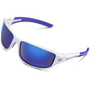 2018 Fashion Polarized Sunglasses for Men Women Driving Fishing Baseball Glasses Unisex Brand Goggles Unbreakable Frame