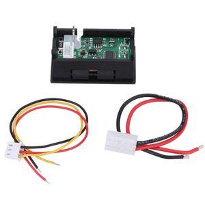 Freeshipping OLED 7-in-1 Elektriksel Parametre Metre Gerilim Akım Zaman Güç Enerji Kapasite Sıcaklık Test Cihazı multitester wattmetre