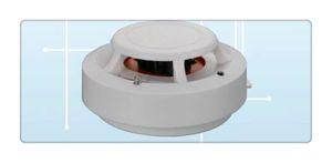 Rilevatore di fumo all'ingrosso Sistema di allarme antincendio convenzionale Rilevatore di fumo e calore fotoelettrico convenzionale