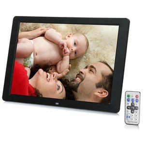 Toptan 10.2 inç LED Arka Işık Ekran Porta Retrato Rakam Elektronik Albüm Resim Müzik MP3 Video MP4 Dijital Fotoğraf Çerçevesi