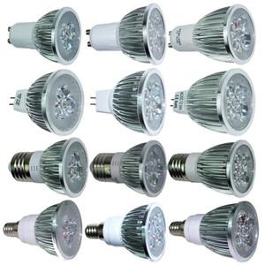 CREE Led ampuller 3 W 4 W 5 W 6 W Dim MR16 E27 E14 GU5.3 B22 GU10 Led spot ampuller Spot ampul downlight aydınlatma