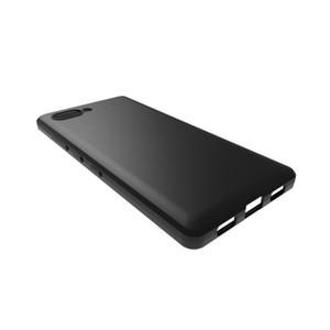 New 1.3mm Matte Pudding Soft Gel Skin Cover Shockproof Back Case For Blackberry Key 2 Lite Key two Lite Huawei MATE 20 lite Nokia 6.1 Plus