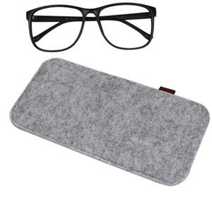ورأى الصلبة اللون نظارات حقائب لينة المحمولة نظارات القراءة نظارات الحالات المستطيل نظارات الحقيبة 100 قطعة / الوحدة