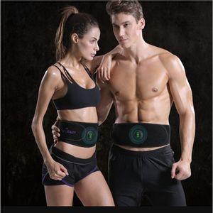 Controllo elettronico APP Body Muscle Braccio gamba Vita Addestramento muscolare addominale Esercizio Toning Belt Elettrico Gymnic Ab Fit Tonificante snellente Cintura