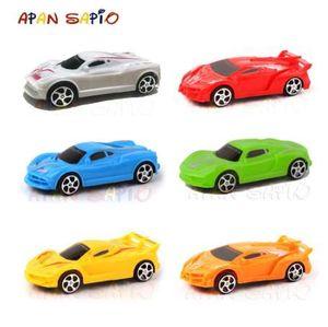 regalo dei bambini Veicoli Giocattoli tirare indietro auto inerziale potere multi colore plastica diecast mini auto divertente kid auto giocattolo per i bambini