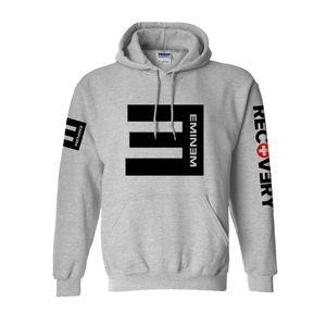 Streetwear Moletom Felpe Uomo Alan Walker Felpe larghe Eminem RAP Musica Hip Hop Uomo e donna Lil peep Pullover WGWY29