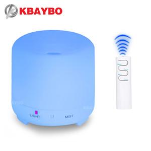 KBAYBO 200 мл аромат увлажнитель воздуха очиститель ультра тихий дизайн USB увлажнитель воздуха 7 цветов LED вариант для домашнего или офисного использования